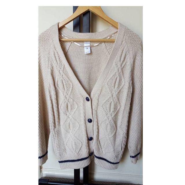 Size 6 - Girl Xpress Knit Cardi