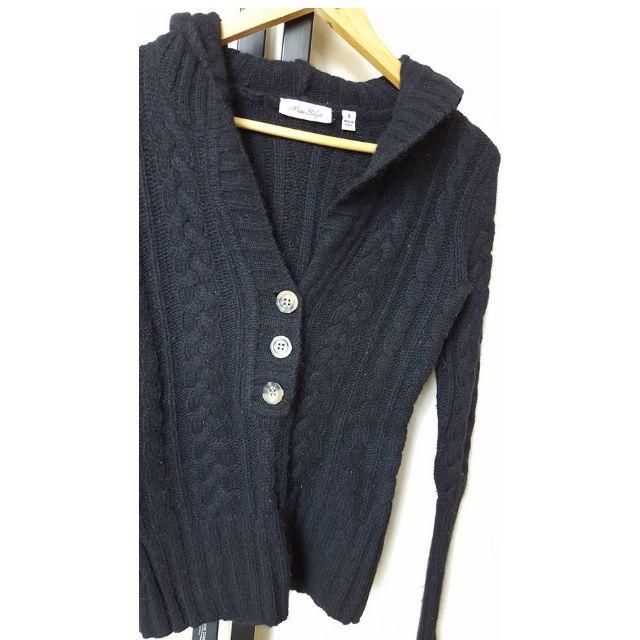 Size 6 - Miss Shop Knit Hoodie