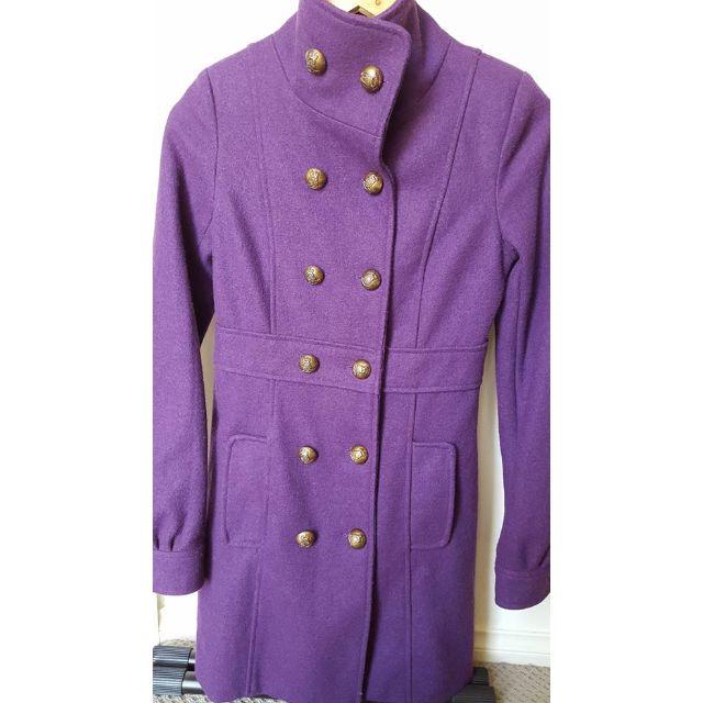 Size 6 - Valleygirl Winter Coat