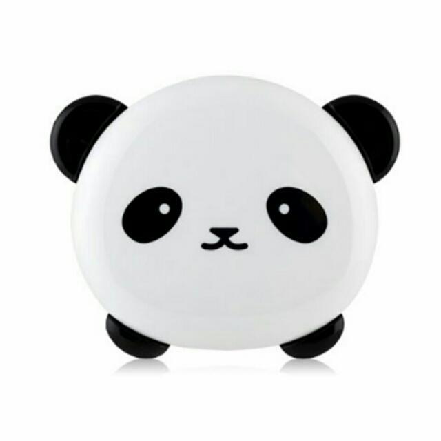 [Tony moly] 熊貓的夢瑩白粉餅 (SPF25 PA++)