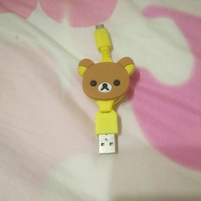 未使用啦啦熊USB