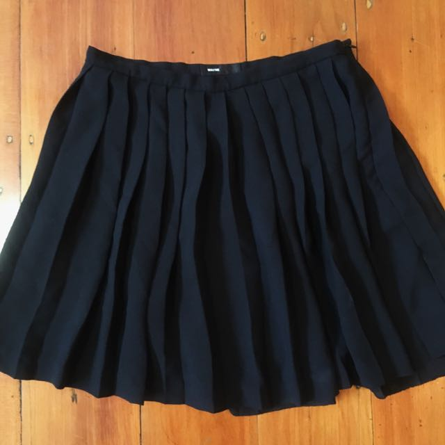Wayne Cooper pleated skirt