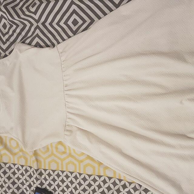 White Cotton On Dress.