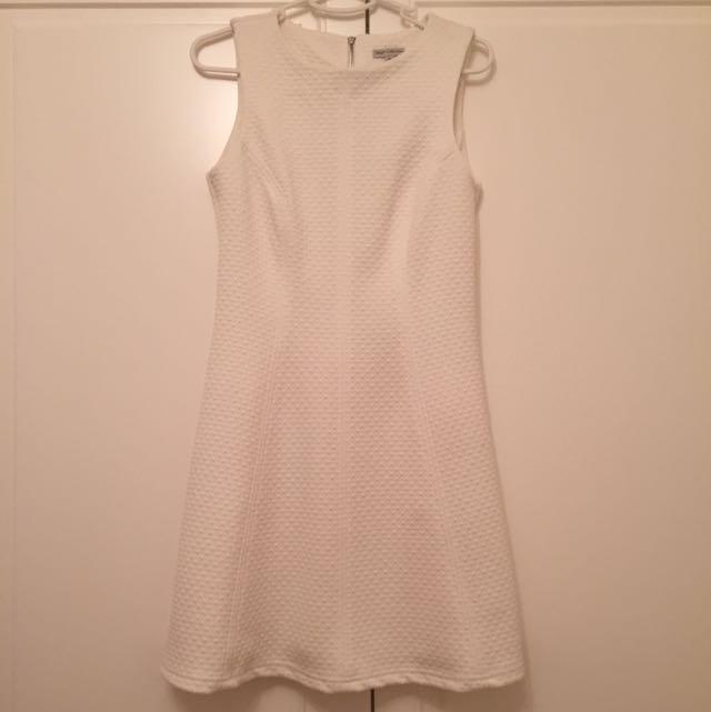 White Dress (size 10)