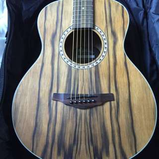 Steel String Acoustic Guitar