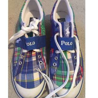 Polo Ralph Lauren men's shoes