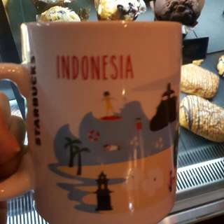 indonesia starbucks cup