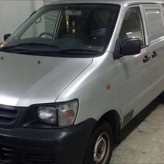 Van For Rent Leasing