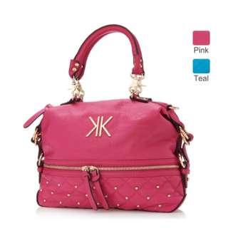 Large Pink Kardashian Bag New With Tags