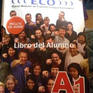 ECO Espanol 西文 A1 證照書
