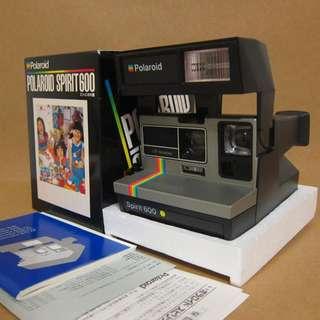 ♞ Polaroid Spirit 600 超新美品 最佳送禮