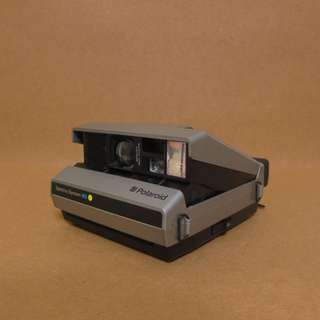 ♞ Polaroid Spectra system MS 藍字 大片幅 拍立得