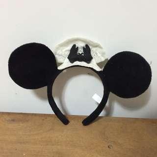 日本迪士尼-鬼屋版米老鼠耳朵髮哭