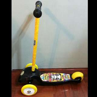 全新小童滑板車
