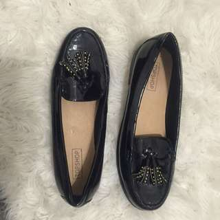 TopShop Loafers With tassels