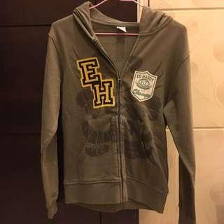 Ed Hardy 女生鋪棉外套