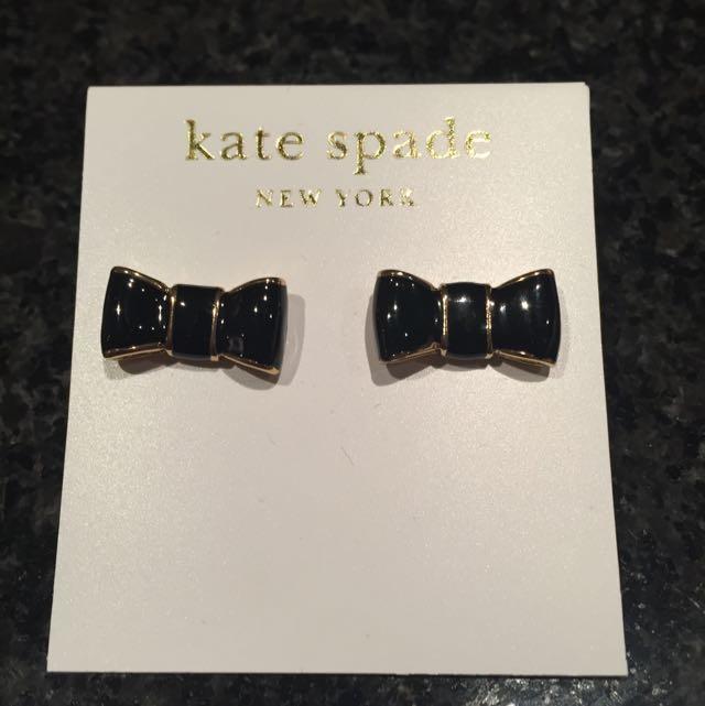 14K Gold Kate Spade Earrings