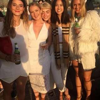 Bardot Matching Skirt And Top