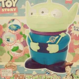 玩具總動員  日版三眼怪果凍模具製冰模具