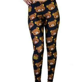 Rilakkuma Pancake Leggings XL