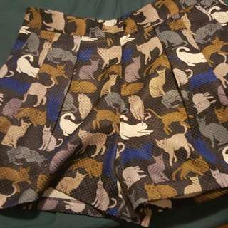 Cat Shorts