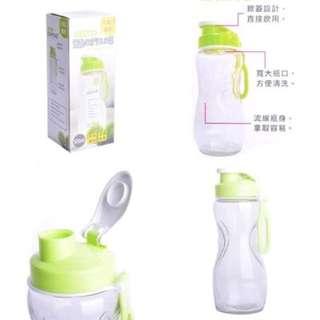 流線玻璃瓶-500ml 隨手杯