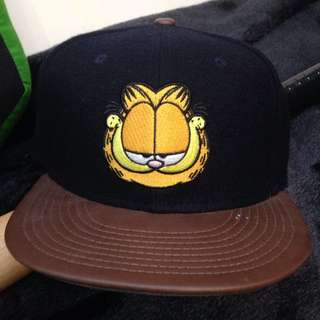New Era Snap Back 帽 garfield hat