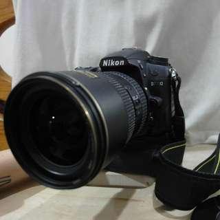 Nikon D7000 含鏡頭、電池手把、攻略
