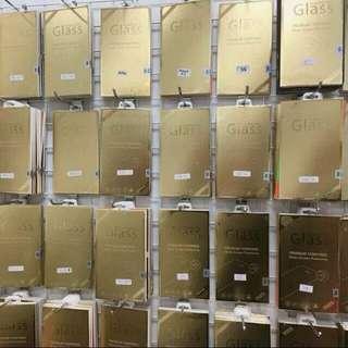 各大手機廠牌9H鋼化玻璃保護貼