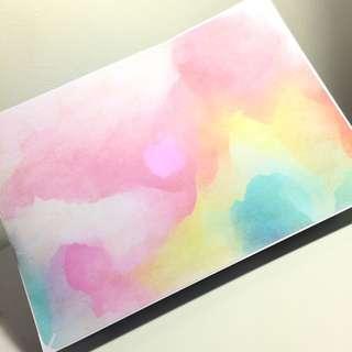 現貨💗Apple Mac book pro 保護貼膜 外殼貼紙