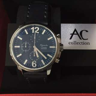 Alexander Christie Collection Watch
