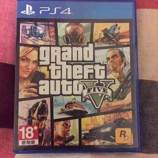 PS4 GTA5