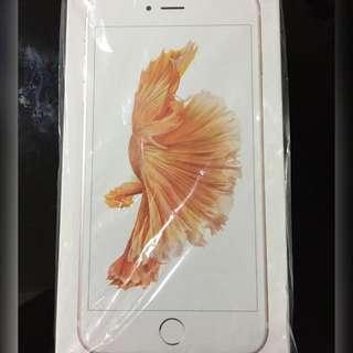Brand New IPhone 6s Plus Rose Gold 64GB