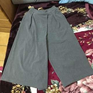 韓國正版購入八分褲