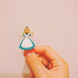 愛麗絲 小公仔