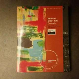 Microsoft Excel 2010 Cengage learning