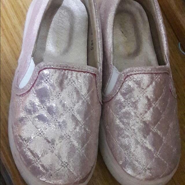 女童懶人鞋