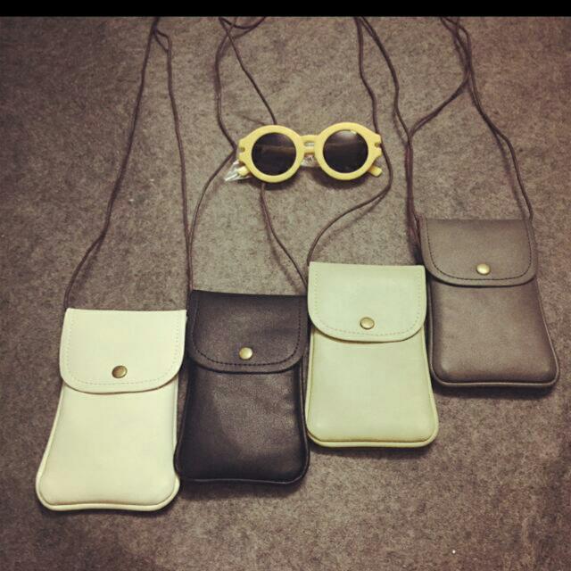 現貨新款韓國手機包/零錢包/單肩斜背包/復古小包包