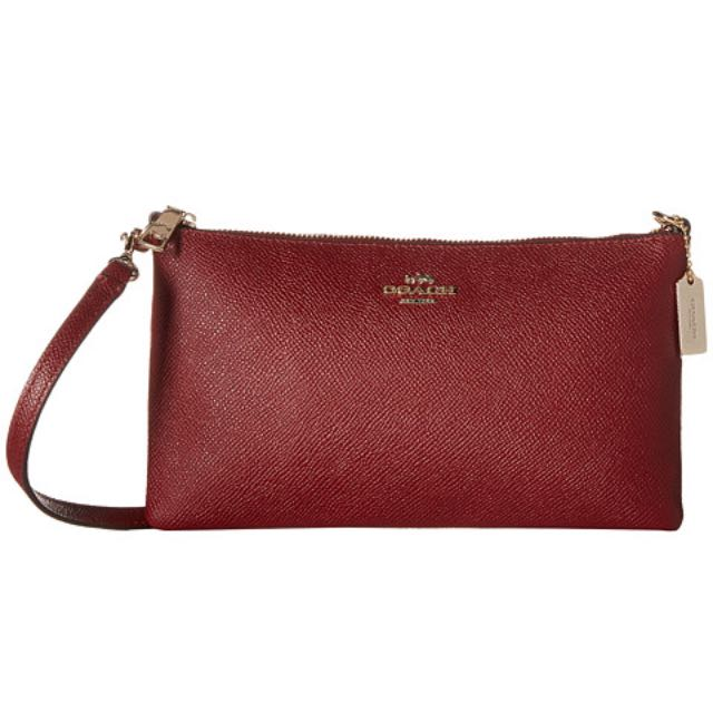 🇺🇸COACH Leather Kylie Crossbody 女裝袋