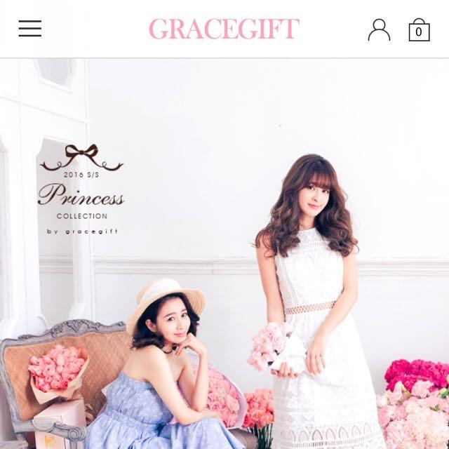 Grace gift 200元折價券