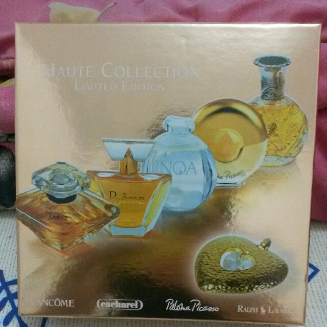 Haute Collection Parfume Limited Edition