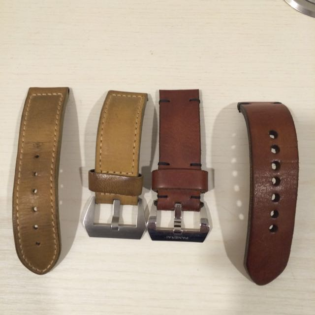 Leather Straps For Pam