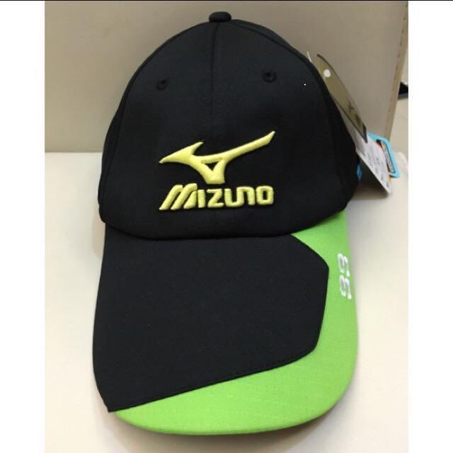 全新Mizuno美津濃 火鳥 MP Logo 高爾夫球帽 遮陽帽