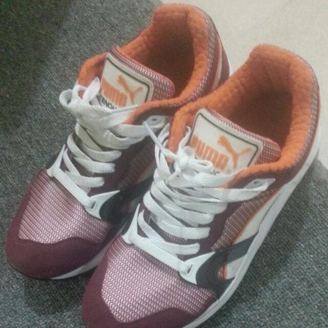 puma trinomic 系列鞋