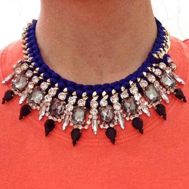 Rissa Picks Custom Made Necklace