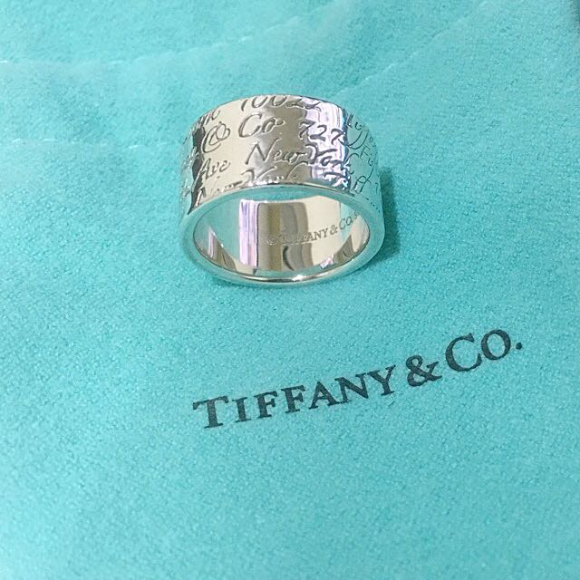 Tiffany&Co.經典戒指 #5