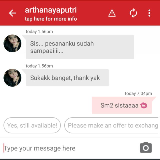 Trusted !! Yeay !! 💋💋