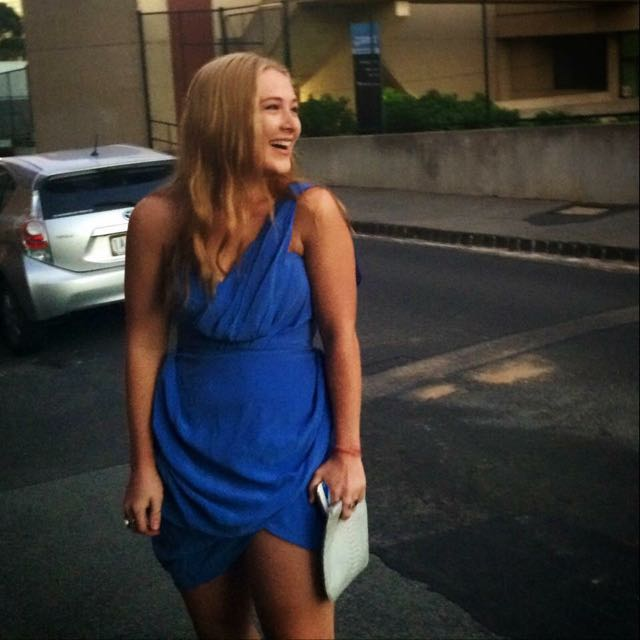 Zimmerman Blue dress Size 1