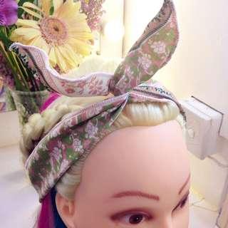 頭飾 鐵線頭帶
