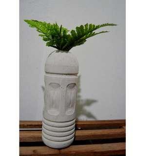 Modern Deco Concrete Vase/Pot